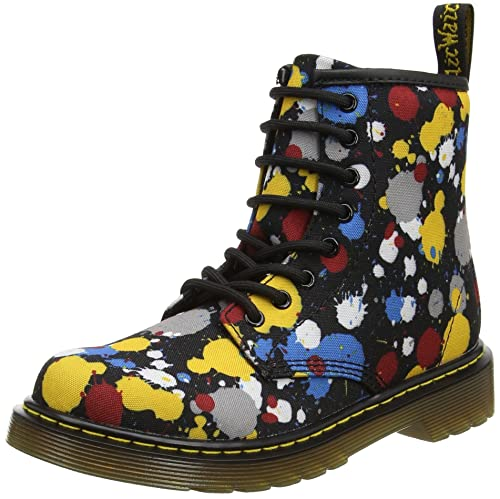 Dr. Martens Delaney Splat, Botines Infantil: Amazon.es: Zapatos y complementos