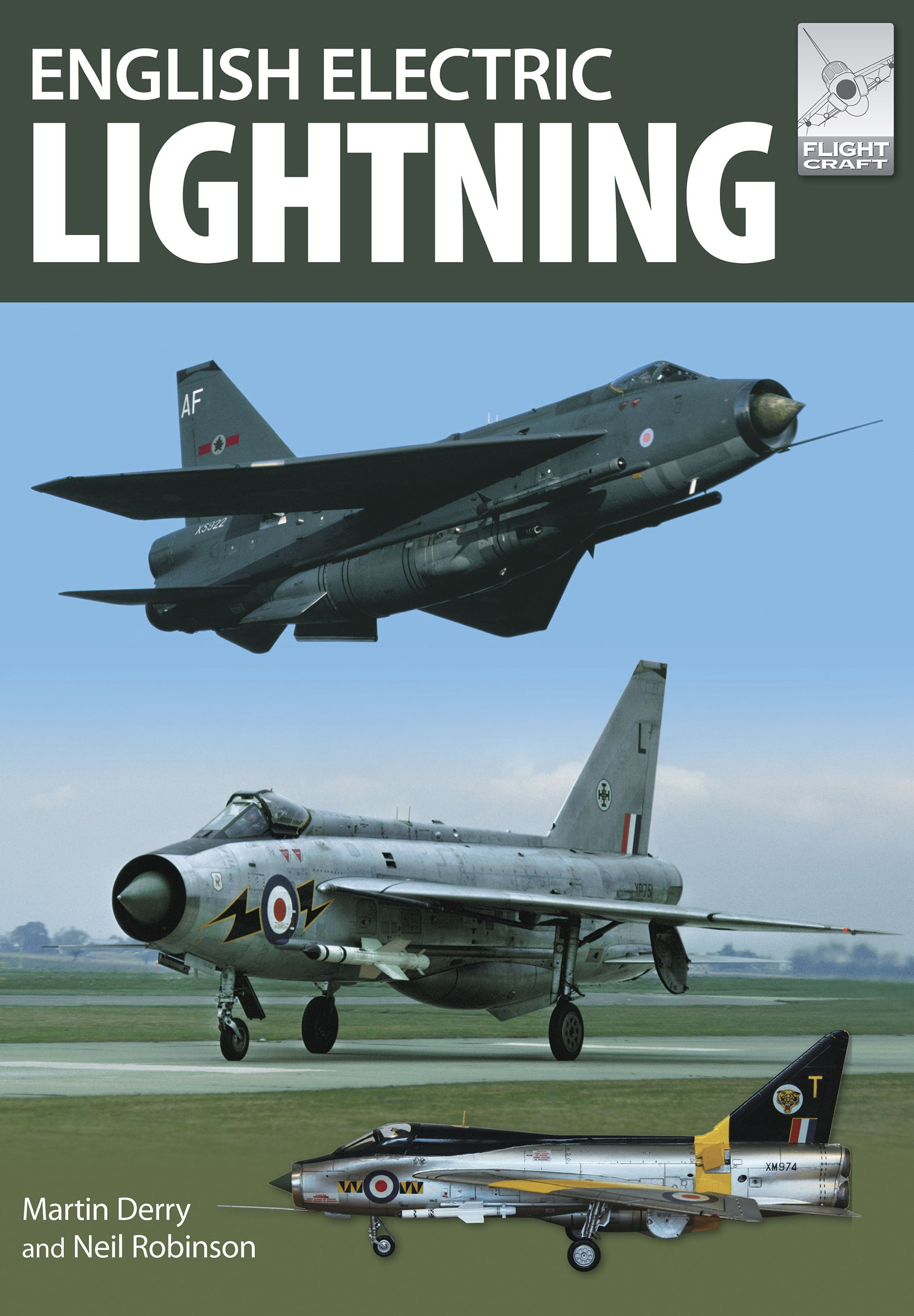 flight craft 11 english electric lightning amazon co uk martin