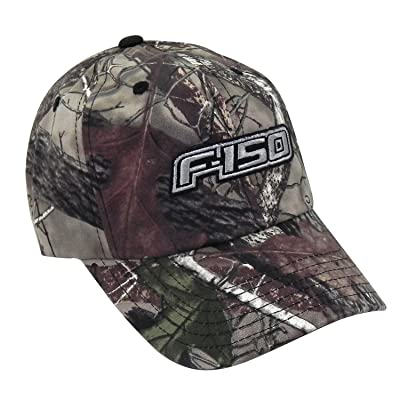 Ford F150 True Timber Camo Baseball Cap: Automotive