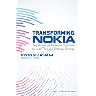 Transforming NOKIA Power Of Paranoid