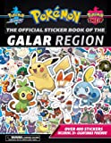 The Official Pokémon Sticker Book of the Galar Region