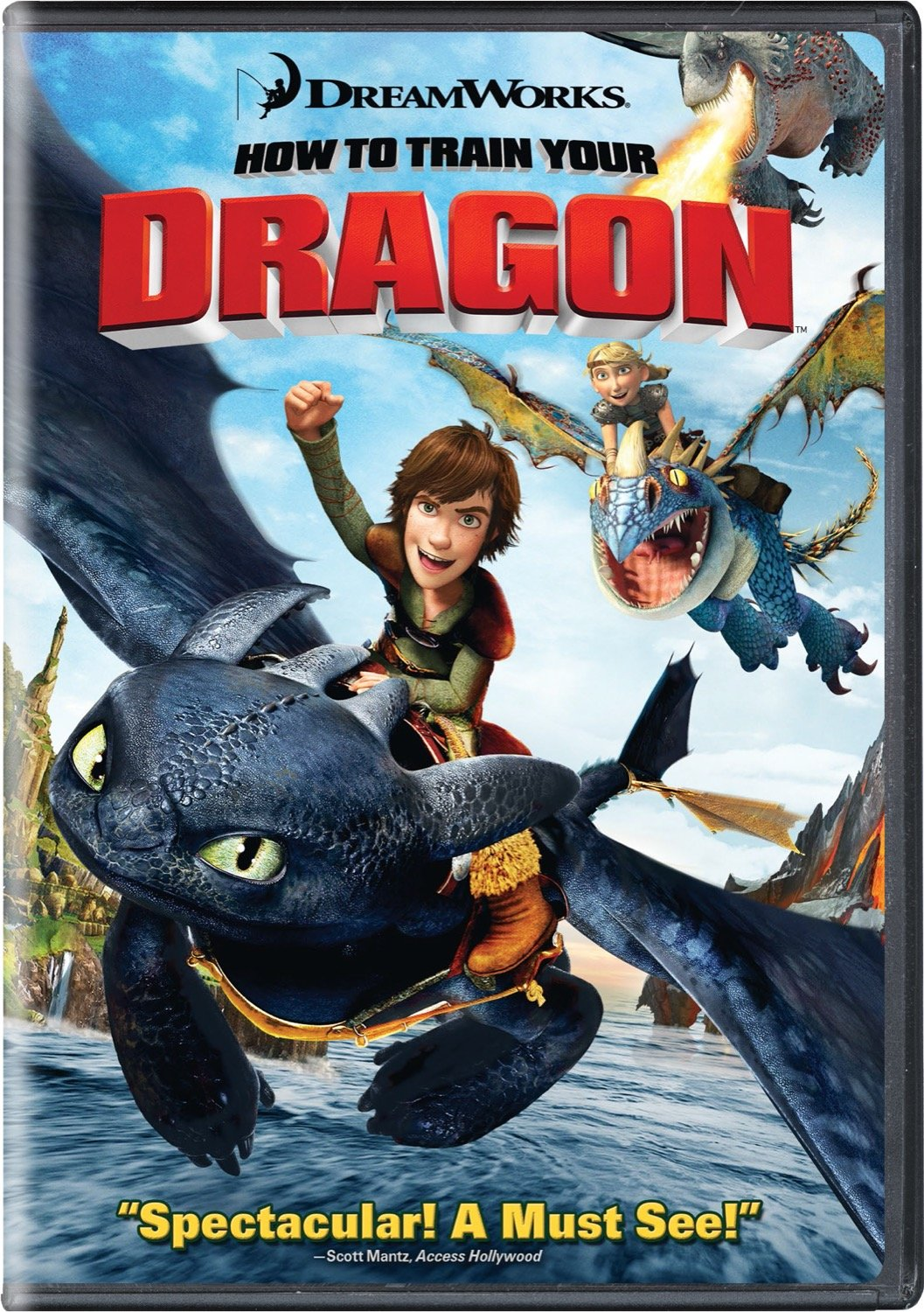 Amazon Com How To Train Your Dragon Jay Baruchel Gerard Butler Craig Ferguson America Ferrera Jonah Hill Christopher Mintz Plasse T J Miller Kristen Wiig Dean Deblois Chris Sanders Movies Tv