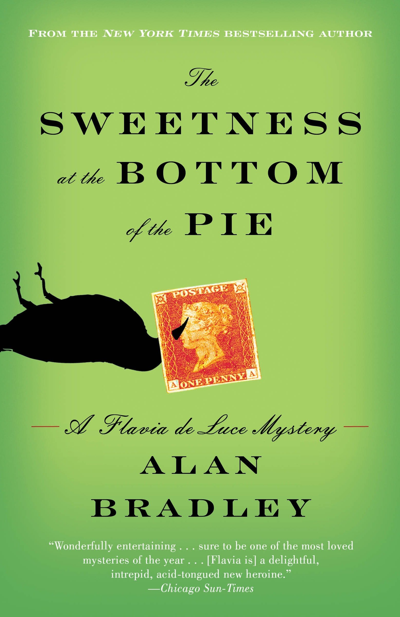 Download The Sweetness at the Bottom of the Pie: A Flavia de Luce Mystery pdf