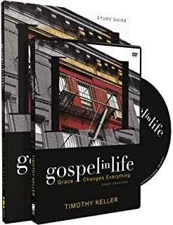 Gospel in Life Study Guide: Grace Changes Everything