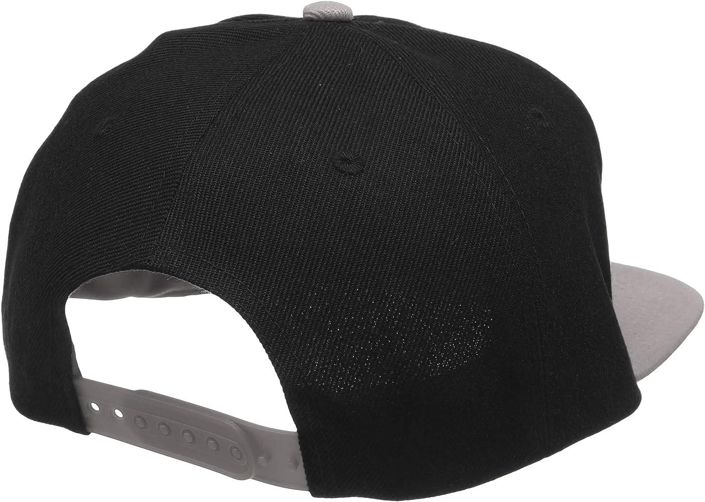 Marvel Cap Gorra de béisbol, Multicolor (Black/Grey), Talla única ...