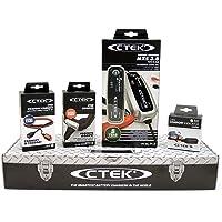 CTEK XS0.8 (56-707) Toolbox Set oplader met fantastische accessoires