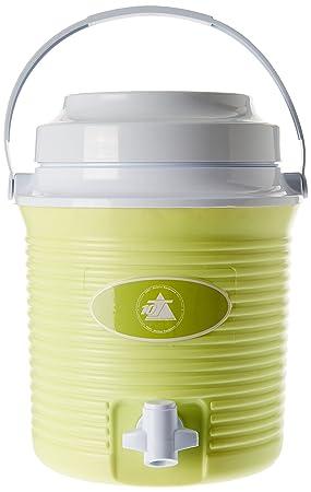 10T Outdoor Equipment 10T Liquido 5800 Jarra refrigerante, Verde, Estándar
