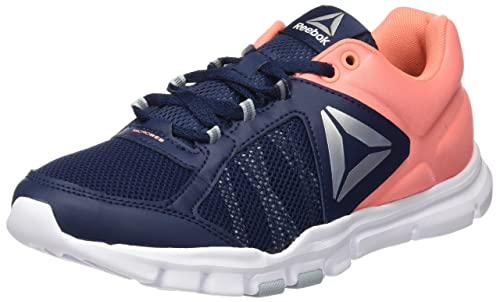 Reebok Damen Yourflex Trainette 9.0 Mt Sneaker Low Hals