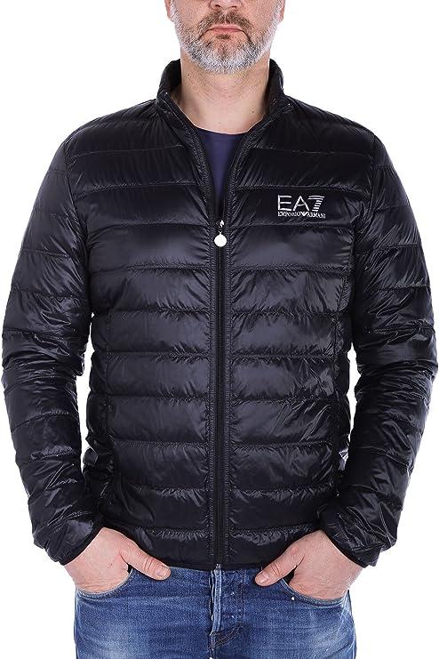 Emporio Armani 安普里奥·阿玛尼 EA7 轻薄男式羽绒服*2件 多重优惠折后¥599包邮包税(拍2件)3色可选