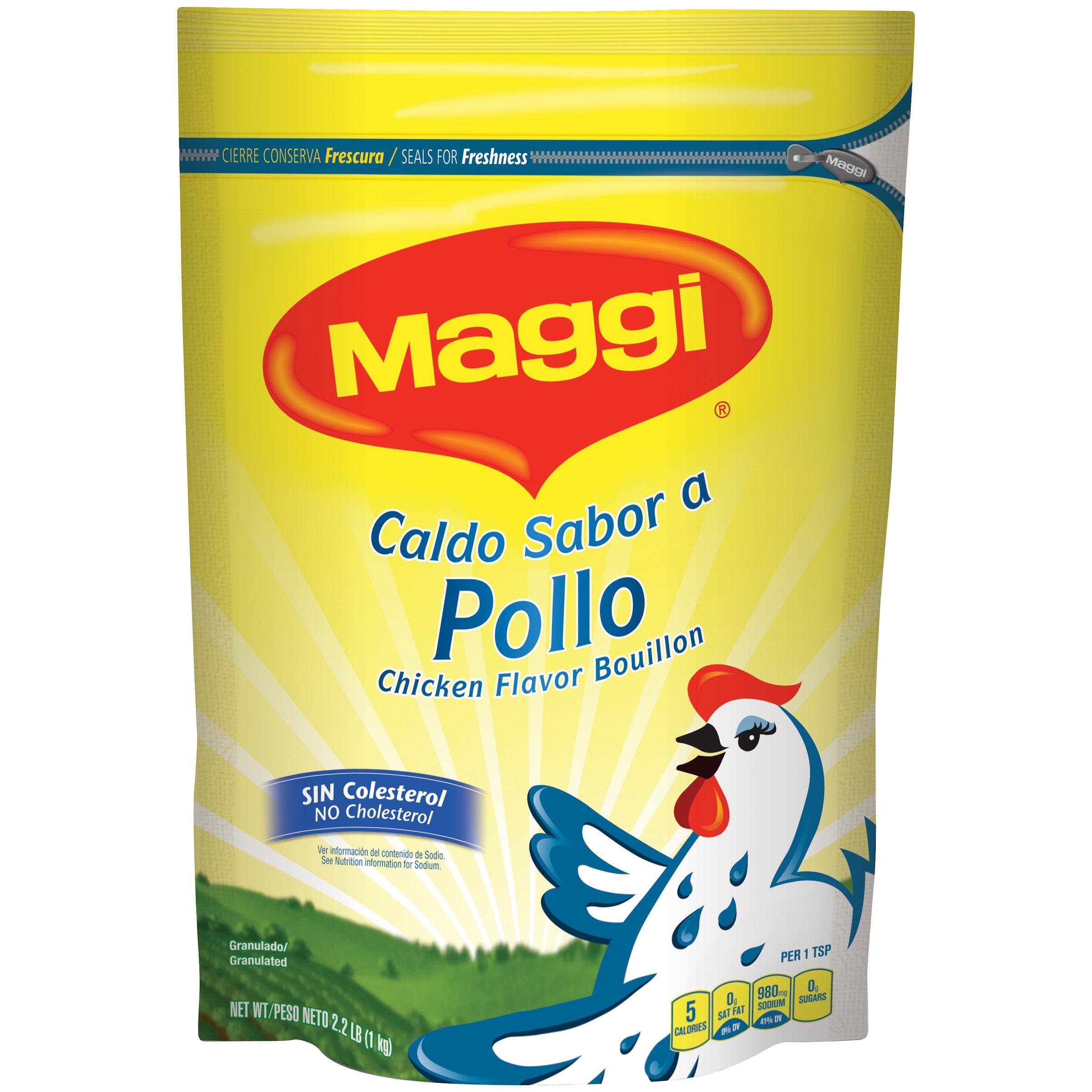 Maggi Chicken Bouillon, 2.2 Pounds