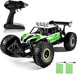 Remote Control Car ,1:16 Fast Rc Cars Toy,2020 Newest Off Road Hobby Remote Control Vehicle Truck for Boys Teens Adults