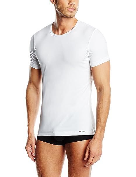 RED1601 T-Shirt, Camiseta sin Mangas para Hombre, Blanco (Blanco 1000), Medium Olaf Benz