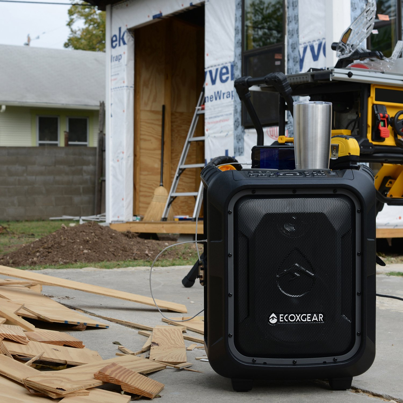 ECOXGEAR GDI-EXBLD810 Waterproof Portable Bluetooth/AM/FM Wireless 100W Speaker & PA system by ECOXGEAR (Image #12)
