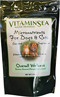 product image for VITAMINSEA USDA Certified Organic Seaweeds Pet Supplement, Harvested Off Maine's Seacoast