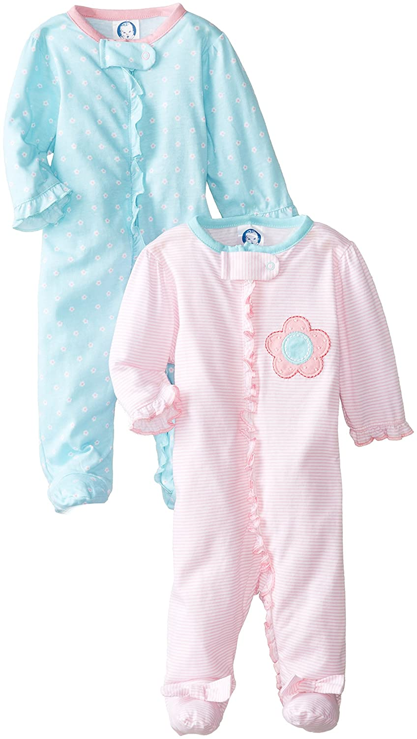 無料発送 Gerber - SLEEPWEAR Gerber ベビーガールズ B00KF3C78A フラワー 0 - - 3 Months 0 - 3 Months|フラワー, 名栗村:8c697b56 --- martinemoeykens-com.access.secure-ssl-servers.info