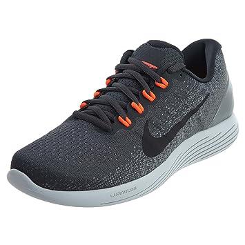 Nike Damen Tanktop Dri Fit Loose  44 EU D(M) Black/Anthracite/Volt