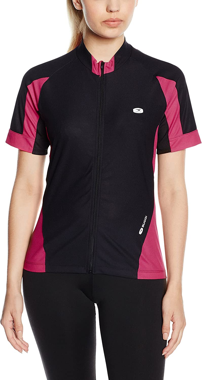Sugoi Trikot - Camiseta de Ciclismo para Mujer, tamaño L