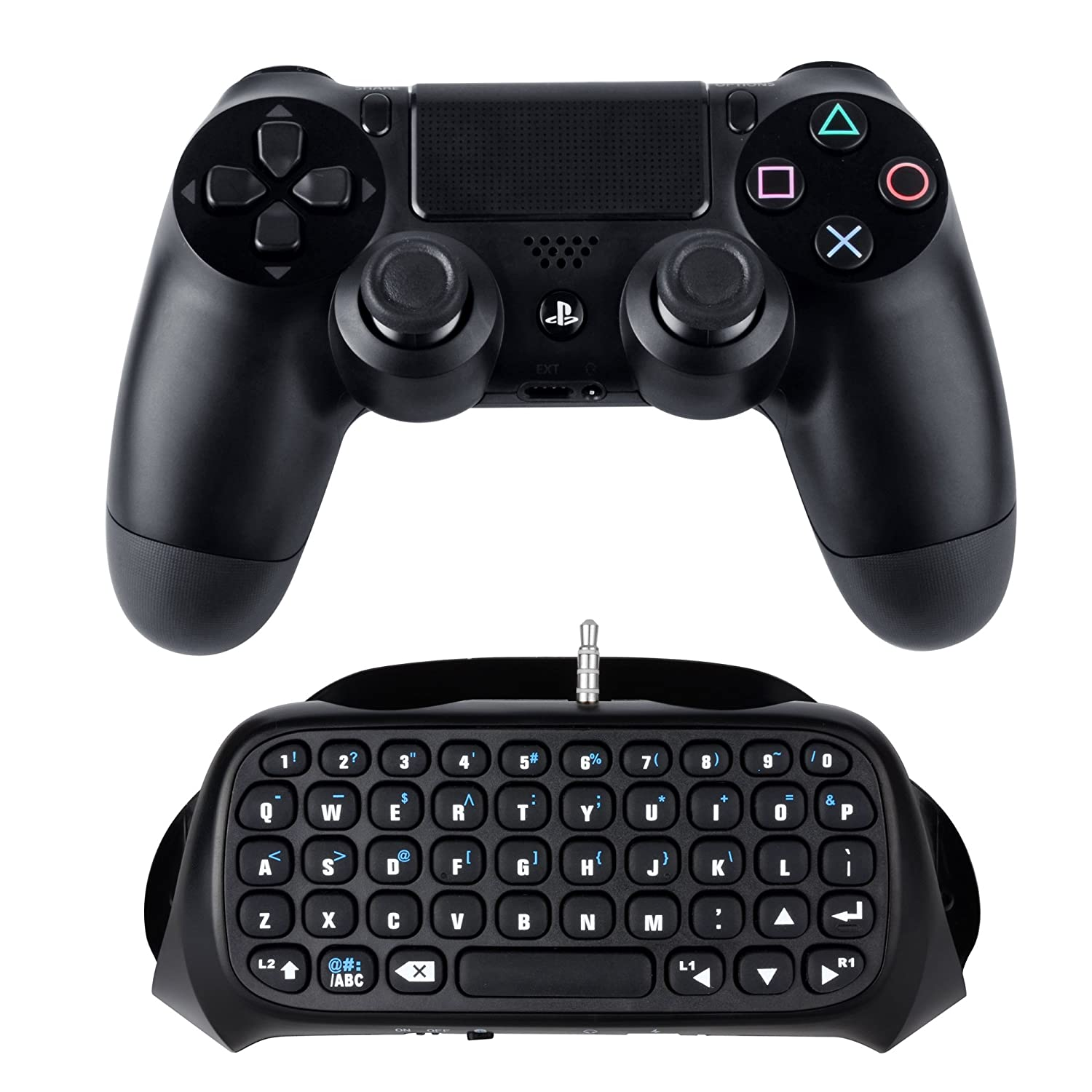 megadream ps4 wireless mini rechargeable bluetooth message keyboard