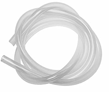 Aquariophilie, bassins, mares Tuyauterie, valves, robinets Tube  6 x 8 mm 50 m souple silicone