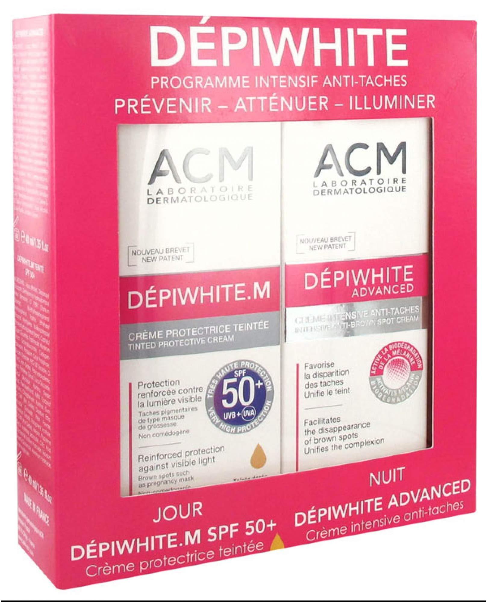 Laboratoire ACM Dépiwhite Anti-Brown Spot Intensive Program