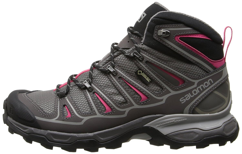 Dettagli su Scarpe da trail running e trekking Salomon X Ultra 3 Prime Woman GTX hiking