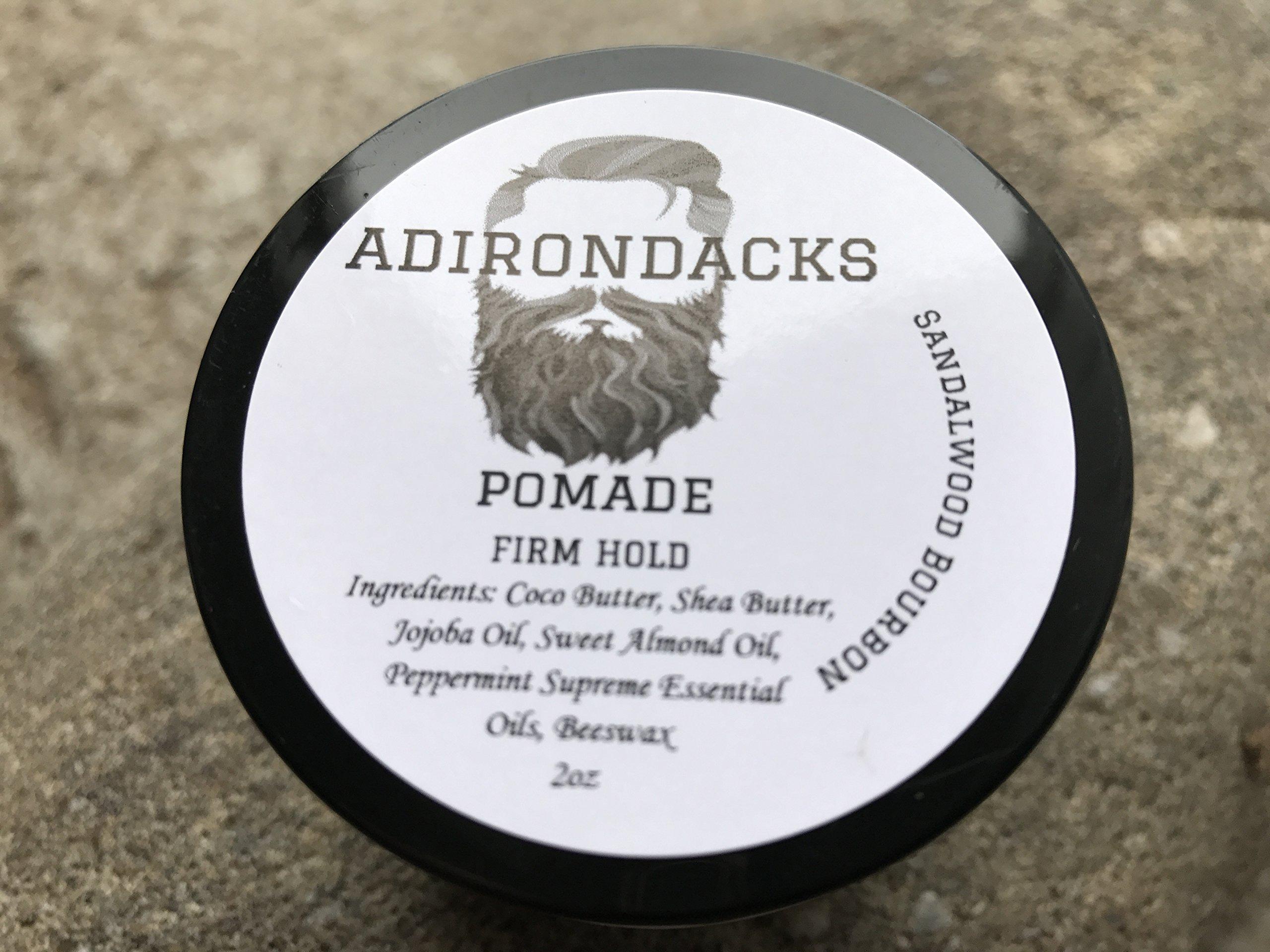 Adirondacks Super Hold Deluxe Pomade 2 oz