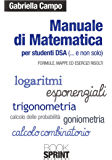 Manuale di matematica per studenti DSA