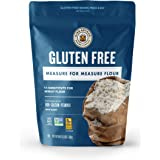King Arthur Flour, Measure for Measure Flour, Certified Gluten-Free, Non-GMO Project Verified, Certified Kosher, 3 Pounds (Pa