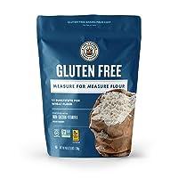 King Arthur Flour, Measure for Measure Flour, Gluten Free, 3 Pounds (Pack of 1)...