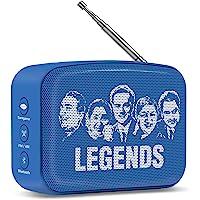 Saregama Carvaan Mini 2.0 Bluetooth Speaker (Blue)