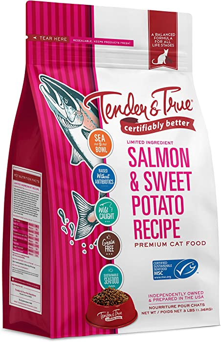 The Best True Life Cat Food