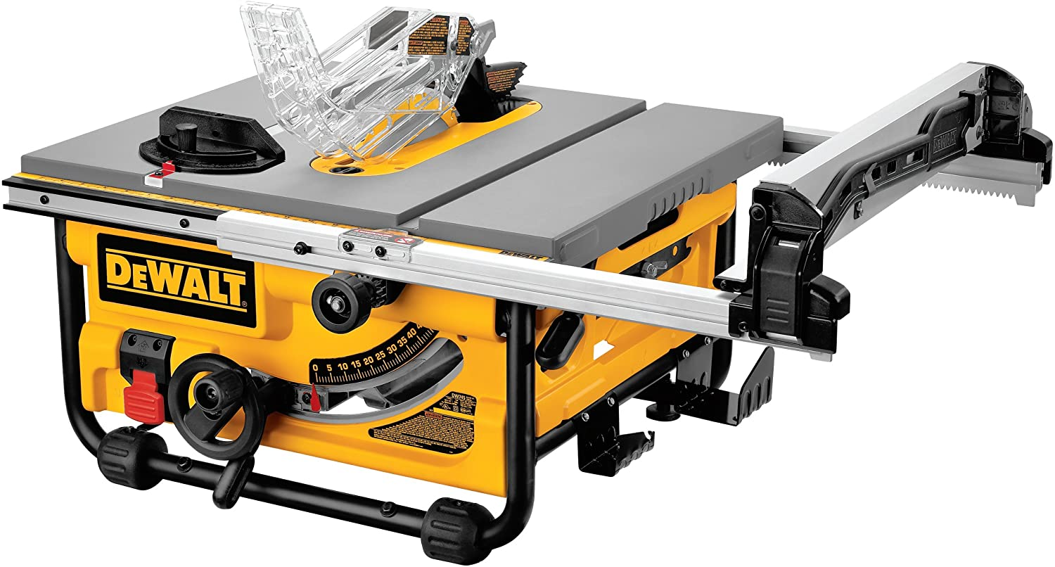 DEWALT DW745 featured image