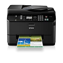 Epson WorkForce Pro WP-4530 Wireless All-in-One Color Inkjet