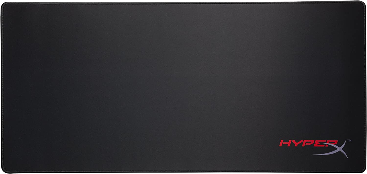 HyperX Fury S - Pro Gaming Mouse Pad - Black, X-Large