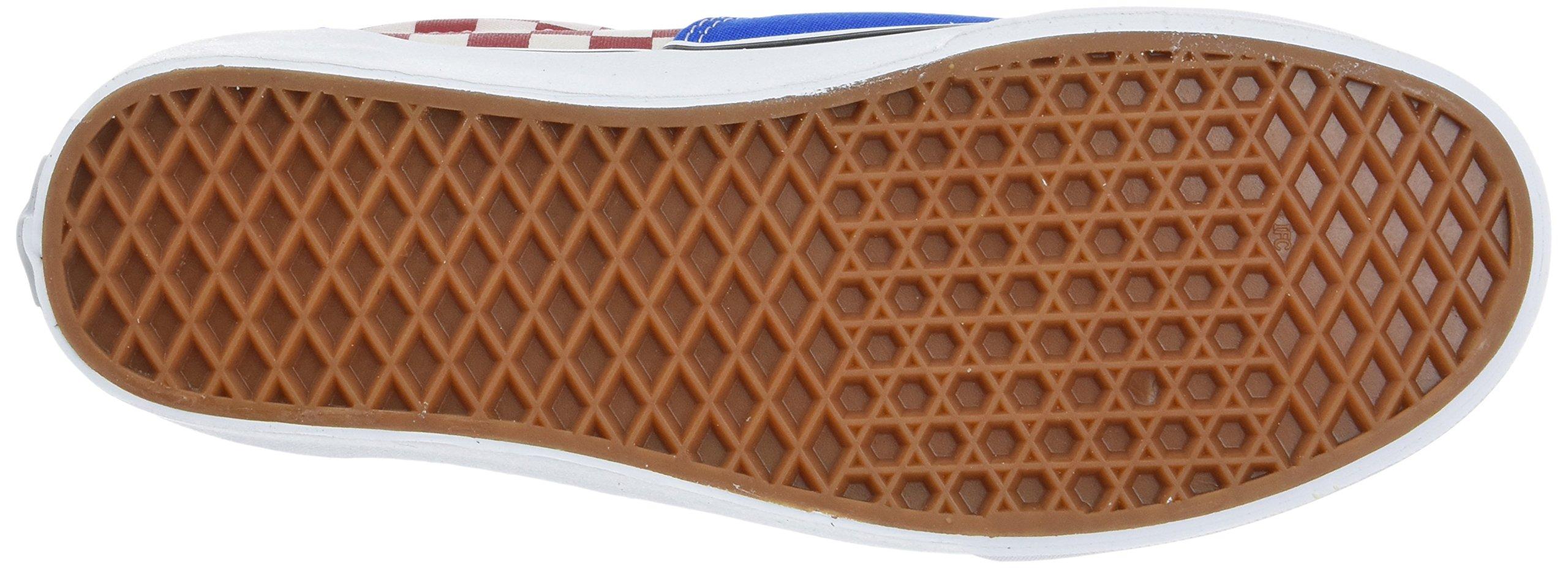 b1b9bf0b38eed Vans Unisex Era 2-Tone Check Skate Shoe 10 Blue - VA38FRMV4_2-Tone ...
