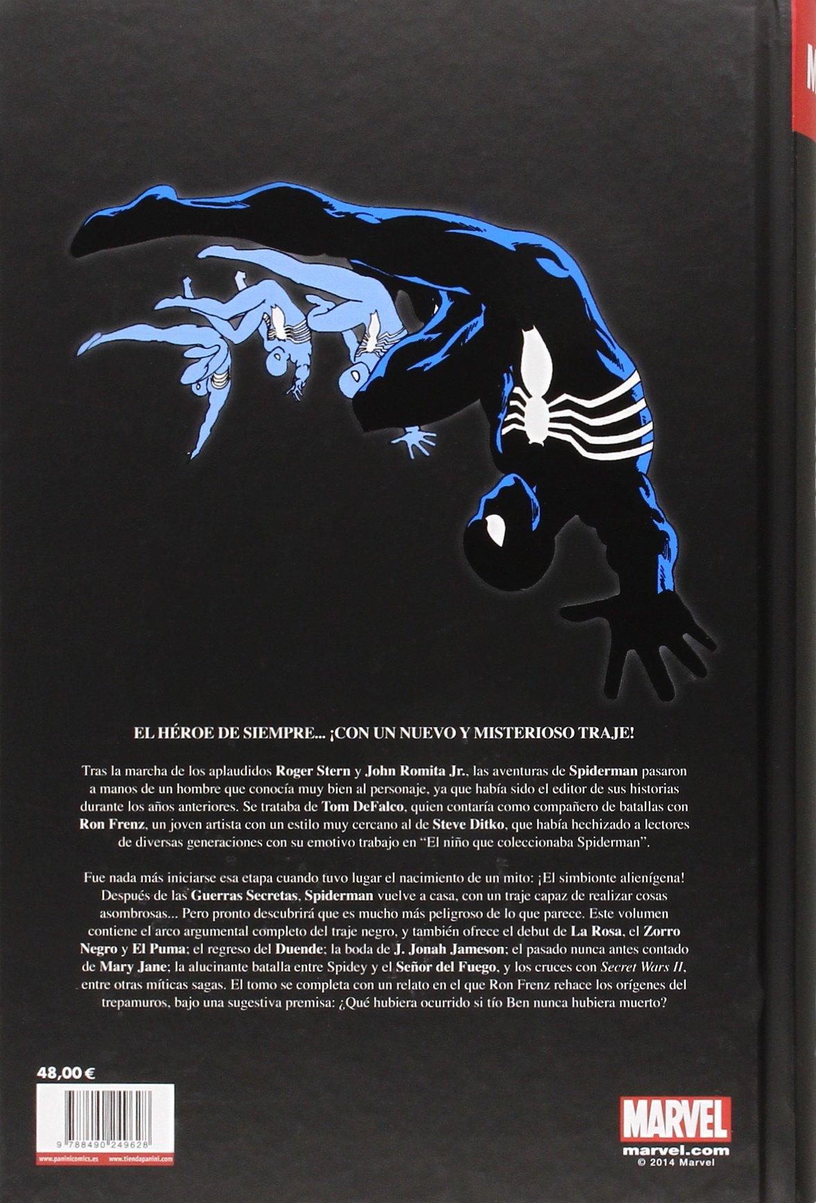 El Asombroso Spiderman: La era del traje negro: TOM/LEONARDI ...