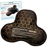 Gel Ice Pack for Injuries - Reusable Cold/hot Pack for Neck, Shoulder, Knee, Hot Cold Therapy for Rotator Cuff Injuries, Burs