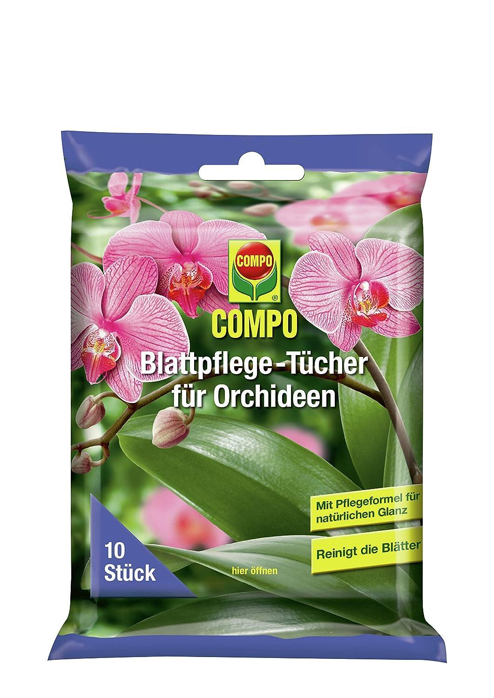 Blattpflege Tücher für Orchideen und Grünpflanzen Orchidee Tuch Blattpflegetuch