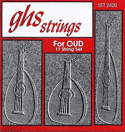 SET 2420 GHS OUD 11 STRING SET