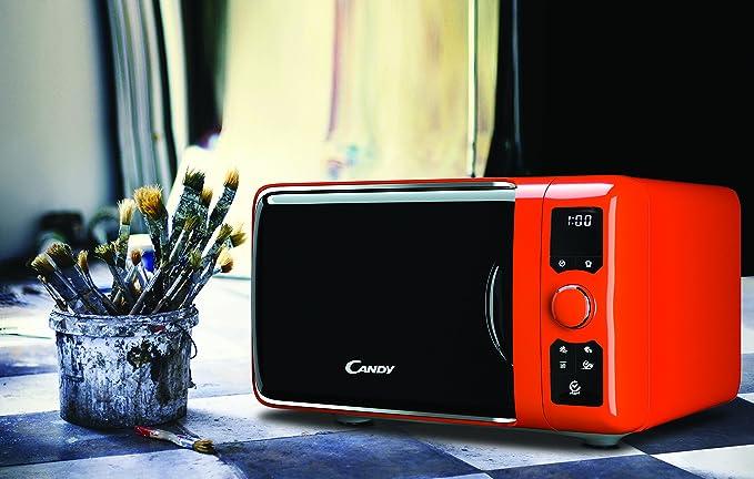 Candy EGO-G25DCO Microondas con grill, 6 programas automáticos ...