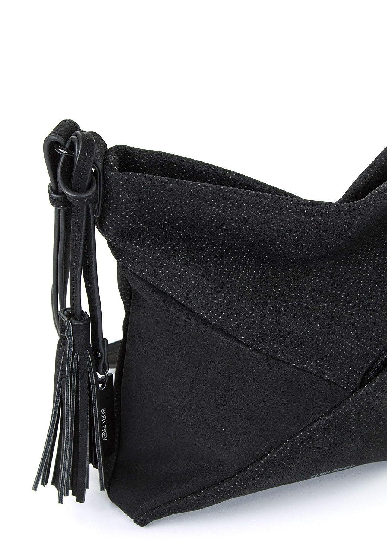 SURI FREY axelväska Romy-Su 12440 dam handväskor material mix Svart 100