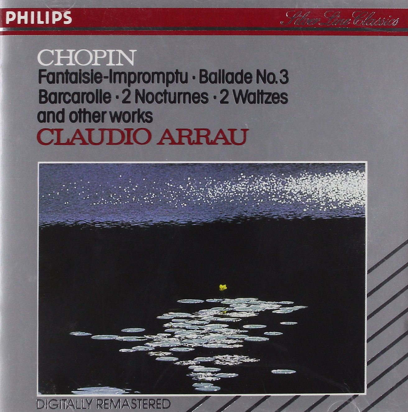 Chopin: Piano Works: Fantasie-Imprompt/Ballade No. 3/Barcarolle/2 Nocturnes/2 Waltzes and other works