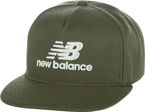 7b5168dee3ea8 New Balance - Casquette de Baseball - Homme - vert - Taille Unique ...