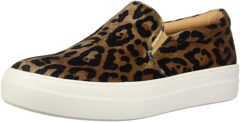 Steve Madden Women's Gills-l Sneaker B01MYF0MUR 6.5 B(M) US|Leopard