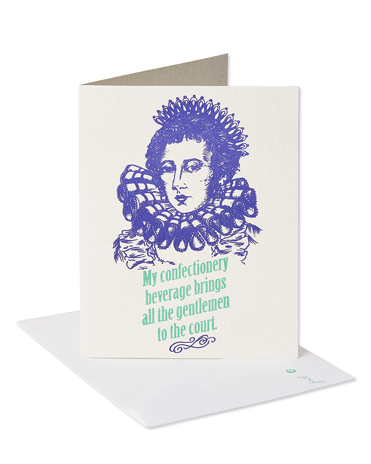 Amazon American Greetings Funny Confectionery Beverage Birthday Card For Her Office Products