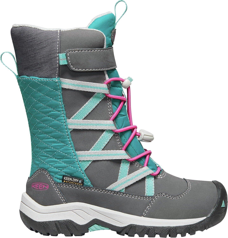 ead73b98d6 Amazon.com | KEEN - Kid's Hoodoo Waterproof, Insulated Snow Boots for Winter  | Snow Boots