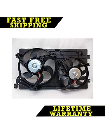 RADIATOR CONDENSER COOLING FAN FOR VOLKSWAGEN FITS BEETLE 3 PIN VW3115101
