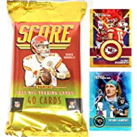 $39 » Brand New 2021 Panini SCORE Football Card HOBBY Pack with 40 CARDS! - Look for…