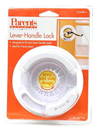 Lever Handle Lock Parents Child Safety