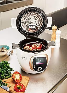 Krups cz7101 Multi eléctrica cook4me Plus, 4 L, 1200 W, color ...